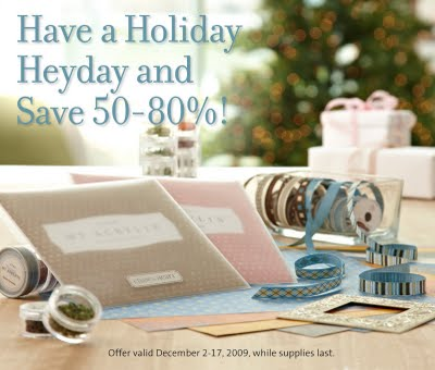 Holiday Heyday with copy image